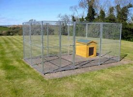 Dog cage 8ft x 10ft