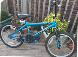 BMX style bike, great condition
