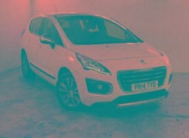 2014 PEUGEOT 3008 1.6 HDi Active 5dr
