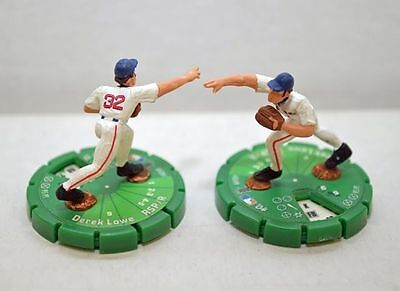 MLB Sportsclix Figure 2004 - Derek Lowe #A049 - Red Sox