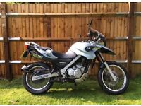 2007 BMW F650 GS with New Scorpion Exhaust.