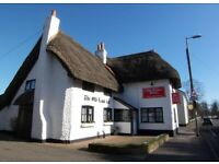 Ghost Hunt for two at the Old Lamb Inn, Reading. 27/11/2021