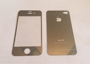 iPhone 4/4S Coloured Tempered Glass