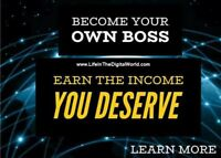 Looking to create income online with a 40 yrs Company..