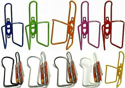 Minoura 4.5 Water Bottle Cage Bike Yellow Black Red Blue Green White Orange Pink](Yellow Water Bottle)