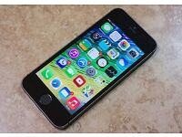 Apple iPhone 5s 16gb on o2/ Giffgaff and Tesco