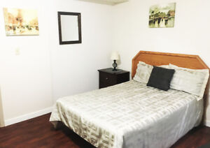 Newly Renovated  Private Room - All Inclusive!