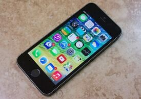 iPhone 5s unlocked NEW BATTERY good condition bargain 32gb