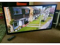 Samsung 51 inch full HD 3D Tv excellent condition fully working with remote control