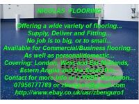Vinyl Floor Fitter : Kitchens, Bathrooms, Wet Rooms, Hallways etc FREE Quotation, Competitive Prices