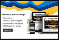 I'm Nik and I specialize in mobile compatible wordpress websites