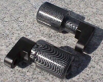 2007-2008 Honda CBR600 CBR 600 RR 600RR CBR600RR CARBON FRAME SLIDERS