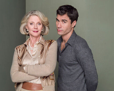 Blythe Danner and Eric McCormack UNSIGNED photo - G754 - Will & Grace