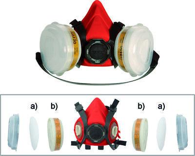 Atemschutzmaske Star Mask Set Gr. M