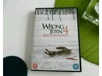 WRONG TURN 4 DVD