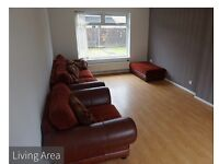 Large 3 Piece Suite with Cushions from Taskers