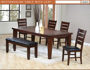 BEAUTIFUL 5 PIECE DINING SET FOR ONLY $699. !!!HURRY UP!!!