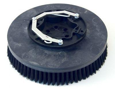 Set Of 2 Tennant 12 Scrub Brush 1025094 Model A5 T5 Floor Scrubber Speed Scrub