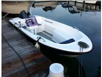 Ryds 15' motor boat with Yamaha 30 hp outboard