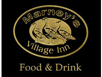 Experienced Bar Staff Required for Busy Country Pub With Immediate Start