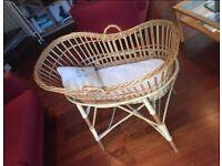 Vintage cot