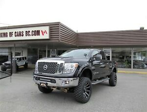2017 Nissan Titan XD CUMMINS TURBO DIESEL - NAVIGATION