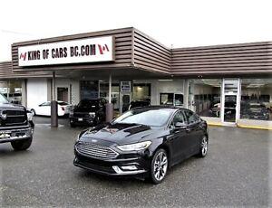 2017 Ford Fusion TITANIUM NAVIGATION