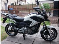 Honda NC700X 2012 high spec
