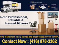Fastest A2B Moving Company ►Call Us First