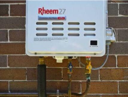Rheem hot water heater  Maroubra Eastern Suburbs Preview