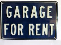 Garage for Rent in St Annes on Sea FY8