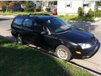 2005 Ford Focus ZWX SES Wagon
