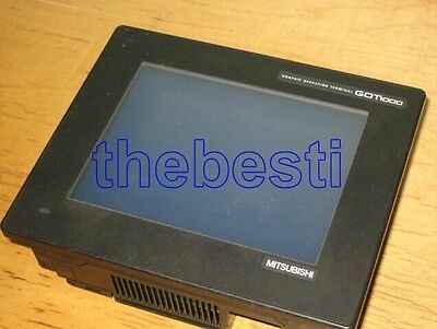 1 Pc Used Mitsubishi Touch Panel Got1000 Gt1150-qbbd-c Hmi In Good Condition