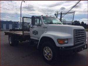 1995 Ford F800 For Sale in Abbotsford, B.C. V2T6A5