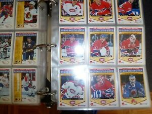 cartes hockey durivage 1992