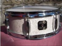 Gretsch Catalina Club 5x14 snare White Marine Pearl