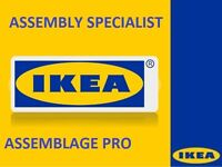 IKEA ASSEMBLY SPECIALIST // SPECIALITE ASSEMBLAGE IKEA