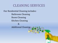 FULL SERVICES HOUSECLEANING