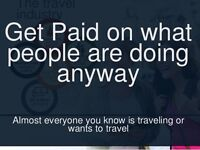 Free travel business seminar. Work from home business opportunity.