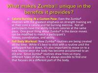 Zumba classes bootle