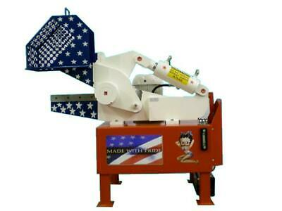 R E S Corp Model 1600 16 Scrap Metal Hydraulic Alligator Shear Made In The Usa