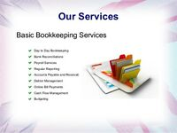 Bookkeeper accepting new clients