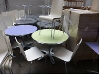 Bistro Table and Chair Package