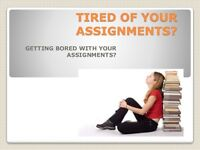 Accounting, Finance and Taxation Tuitions/Help with Assignments