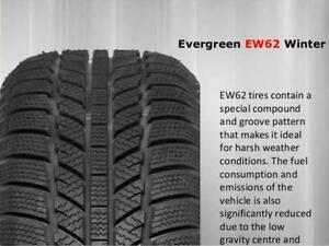 195/65R15 NEW WINTER TIRES / INSTALLATION & BALANCING INCLUDED !