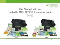 Become Herbalife Independent VIP Member + Free Website for your Herbalife Business