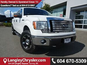 2012 Ford F-150 *ONE OWNER*LOCAL BC TRUCK*