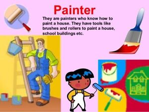 Painter looking for a job