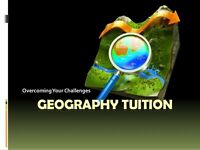 Geography Tutor - National 5, Higher and Advanced Higher