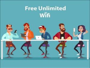 Cable Internet $49.99 Per Month Unlimited Usage 150mb/s Downlaod